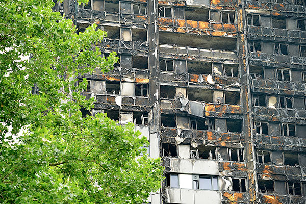 Grenfell Tower Inquiry appoints expert witnesses