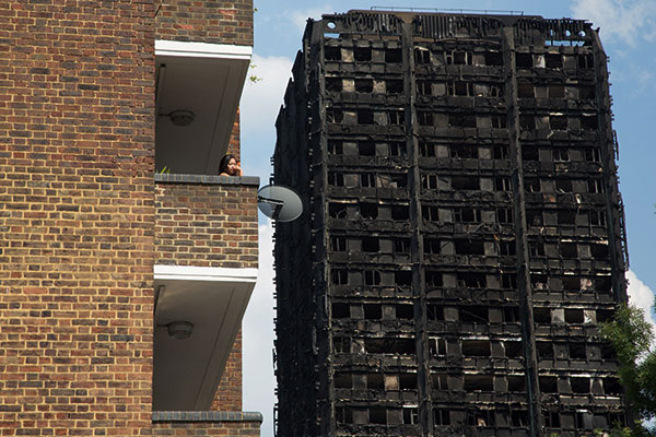 Grenfell council plans to set aside £40m for housing association homes