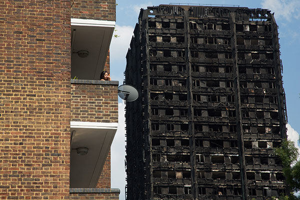 BRE withdraws safety test result for Grenfell insulation