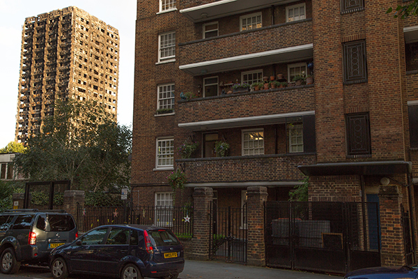 Police investigation reveals 383 companies were involved in Grenfell refurbishment