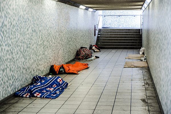 Government 'severely understated' cost of Homelessness Reduction Act, says London Councils