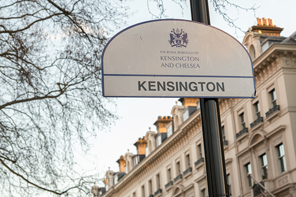 Kensington and Chelsea is the least affordable council area for working families to rent privately