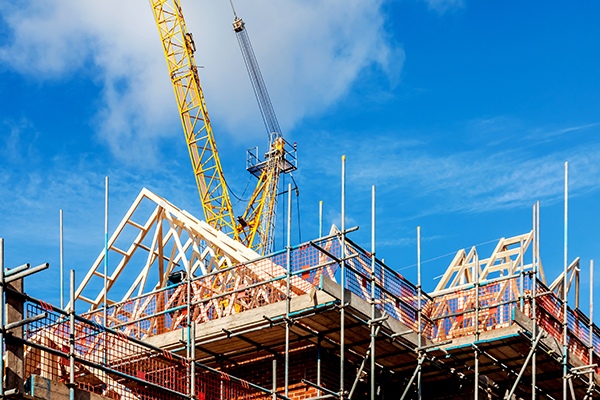 Barclays and Homes England launch £1bn SME fund to diversify house building market
