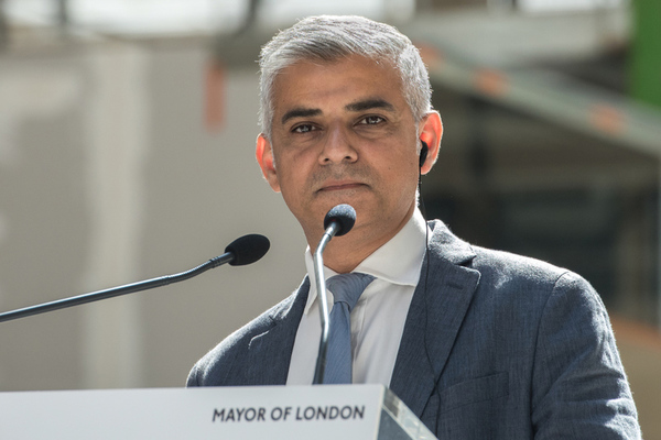 Sadiq Khan asks ministers for rent freeze ahead of evictions return