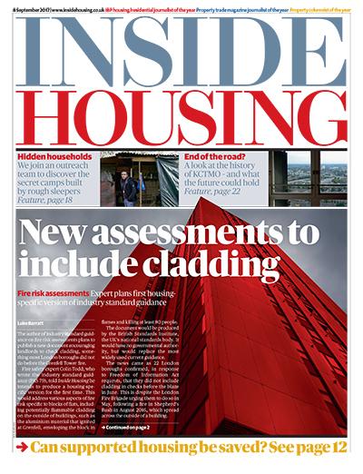 Inside Housing Digital Edition - 8 September 2017