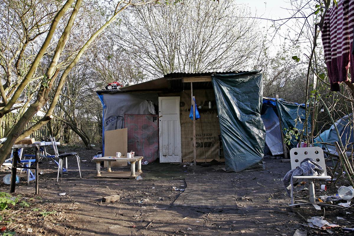 The hidden households: we meet Romanian rough sleepers