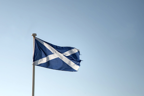 Housebuilding rises 13% in Scotland