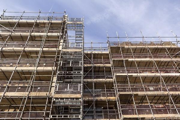 6% decrease in Scottish affordable homes