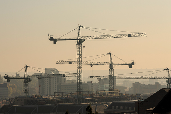 Morning Briefing: Fire safety works 'see rise in construction hiring'
