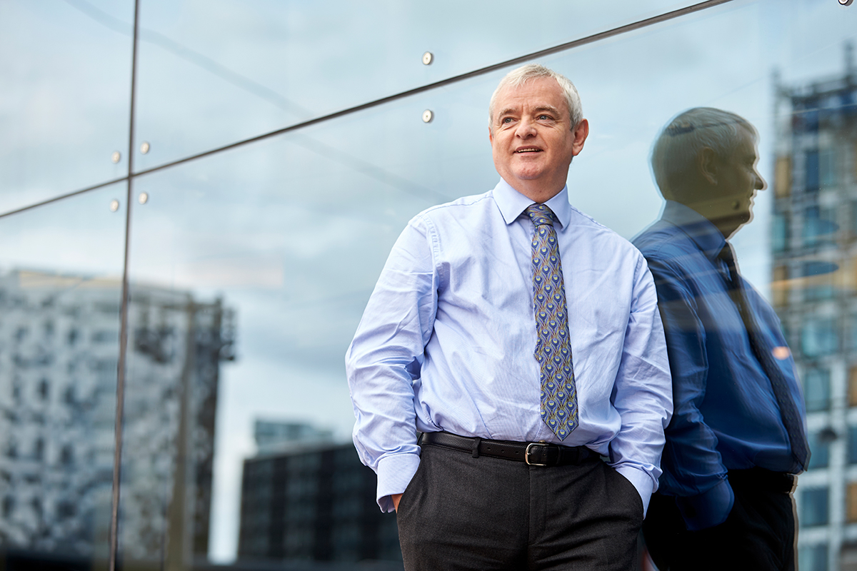 Interview with David Orr: 'We have an obligation to make this a moment of change'