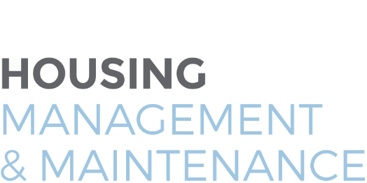 Housing Management & Maintenance