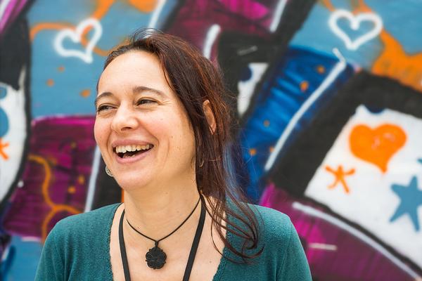 Pilar Lara Cruz of Crisis trains people to improve their chances of maintaining a tenancy