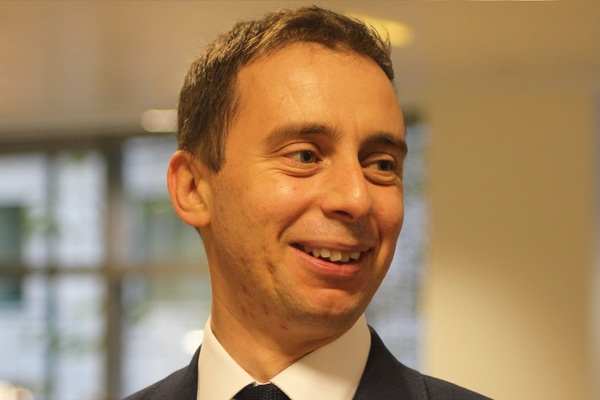 Homes England deputy chief executive leaves for government role