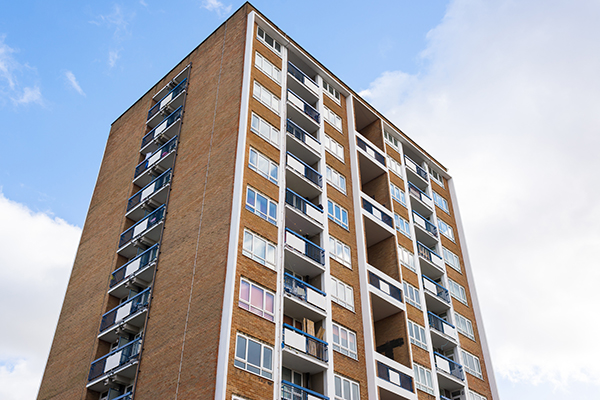 Valuers: 'abnormal uncertainty' on tower blocks post-Grenfell