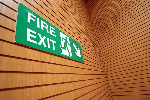 Fire safety audits of flats fall 12%