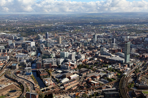 Greater Manchester to carry out feasibility study for sprinklers in all high rises