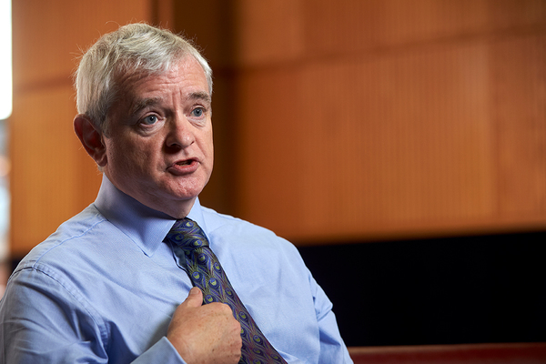 David Orr was among many sector experts to warn about the potential impact of the policy