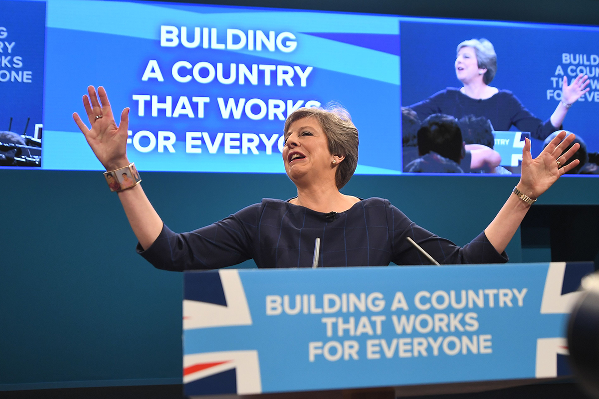 Theresa May's speech: the housing bits in full