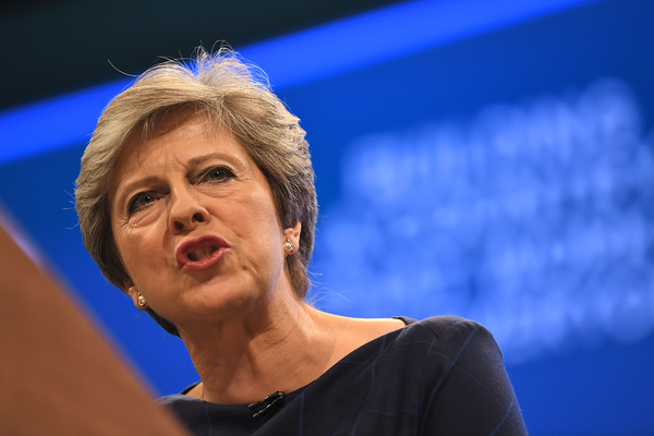 May's Conservative Party conference speech: the housing bits in full