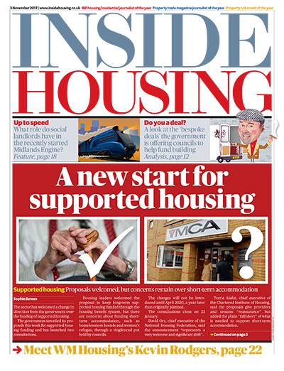 Inside Housing Digital Edition - 3 November 2017