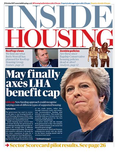 Inside Housing Digital Edition - 27 October 2017