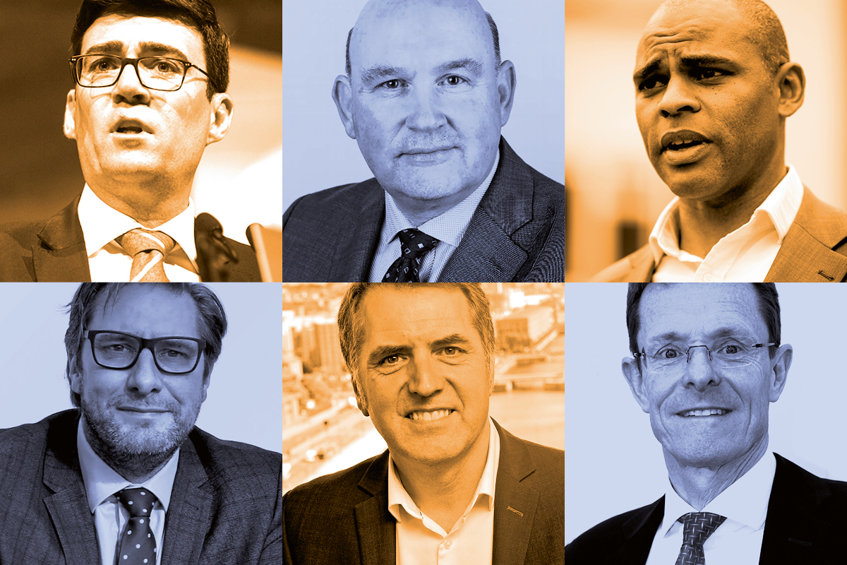 Leading by example: metro mayors