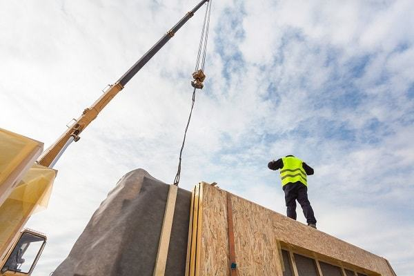Homelessness charity invests £15m to build 300 modular homes