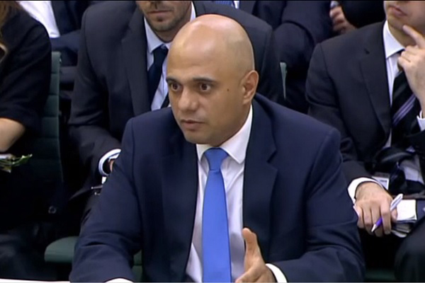 Javid: government should borrow for housing and infrastructure