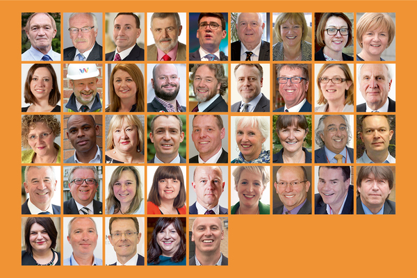Who's Who in Local Authority Housing Development List