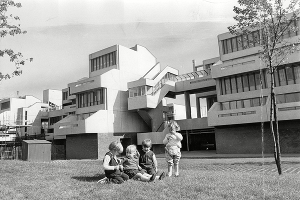 changed over the past 50 years The government's english housing survey is now 50 years old, and much has changed since the first publication, as carl brown discovers.