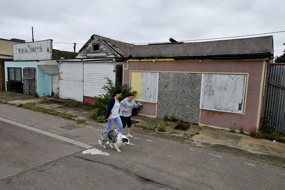 Coastal crisis: deprivation in Jaywick Sands