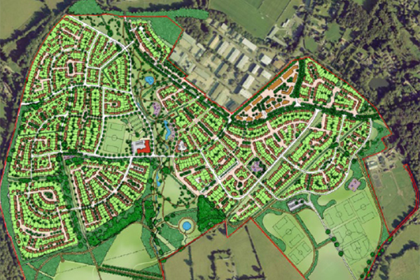 L&G housing arm acquires site for 1,500 homes