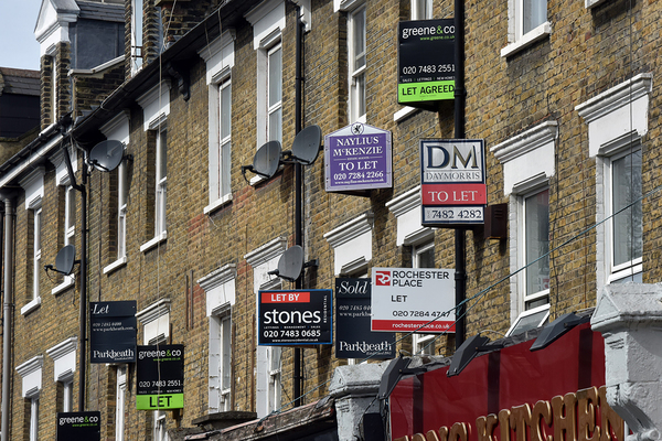 One in four London private renters struggling, claims Khan