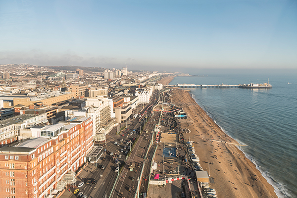 L&G to deliver build-to-rent scheme in Brighton