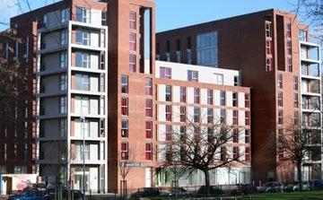Cosmopolitan student homes in Denmark Road, Manchester