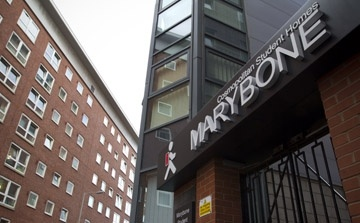 Cosmopolitan's student accommodation in Marybone, Liverpool