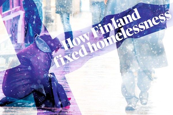 How Finland fixed homelessness