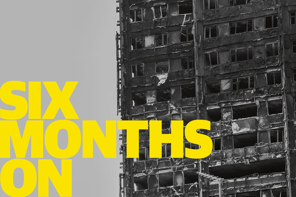 Grenfell: six months on
