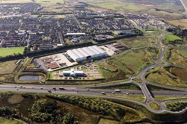 Regeneration scheme underway at Welink site in West Lothian