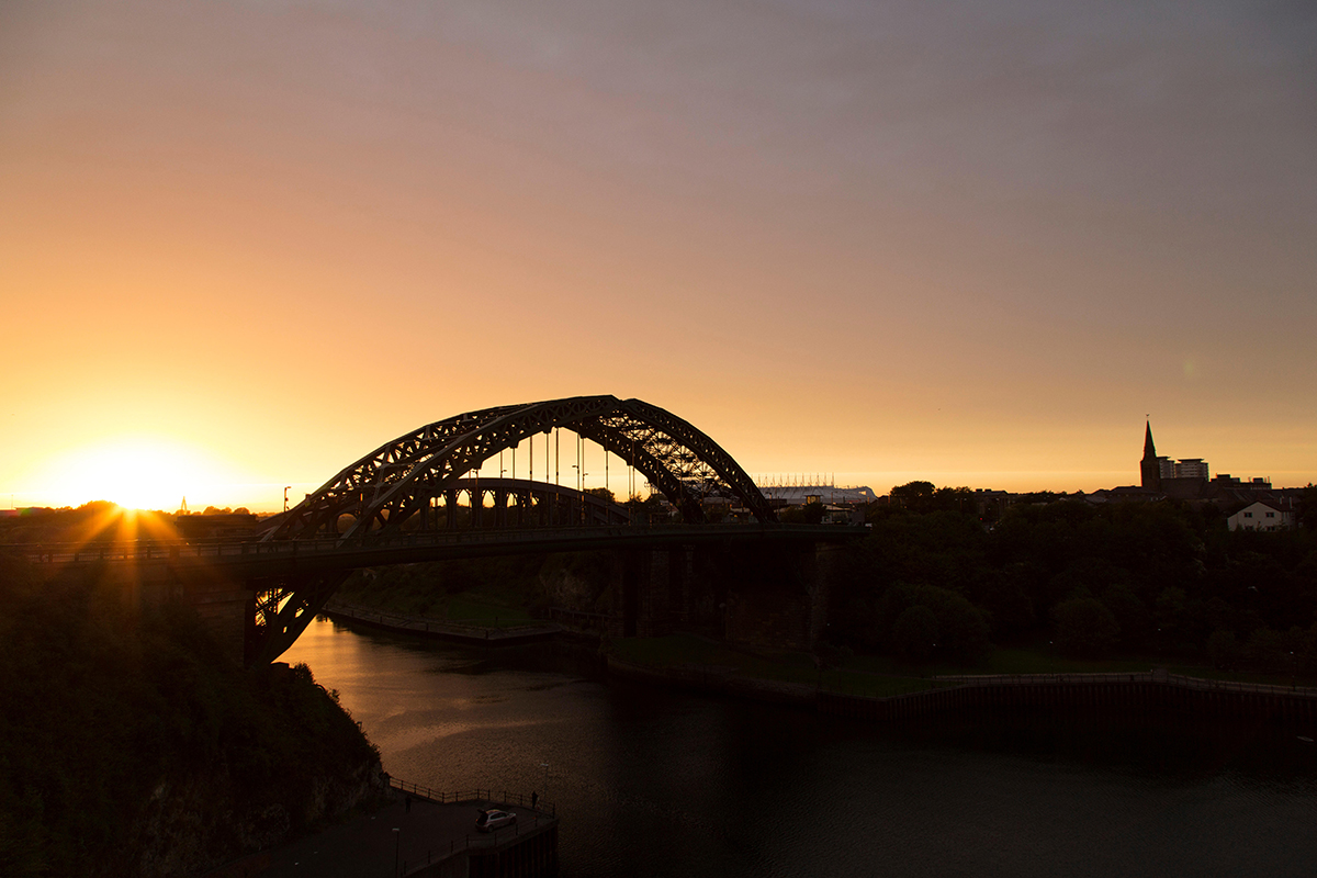 Gentoo: a Sunderland story