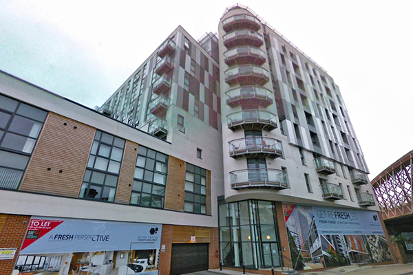 Salford Council reviewing sign-off process on building with Grenfell-style cladding