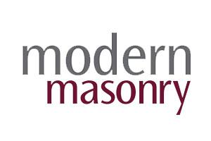 modern masonary