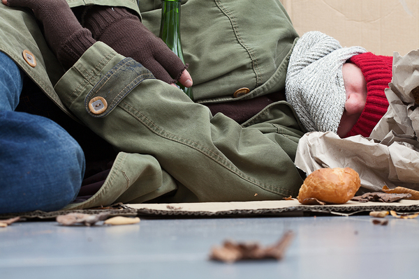 Rough sleeping drops by 9%, official single-night survey finds