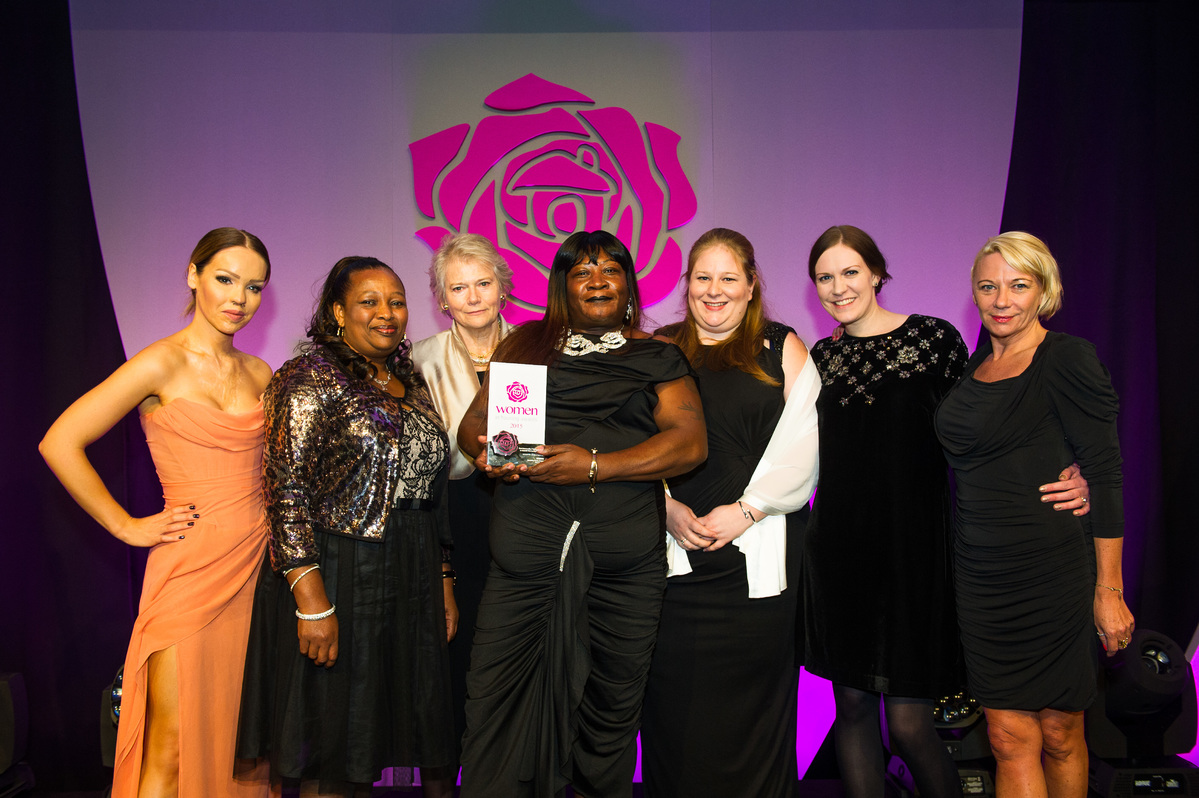 Best Community/Training Project to Rebuild Women's Lives Award