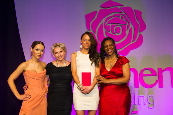 Best Female Apprentice/Trainee Award