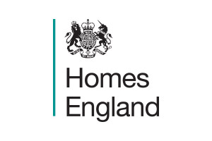 homes england - supported by