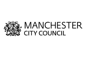 Manchester city council - supported by