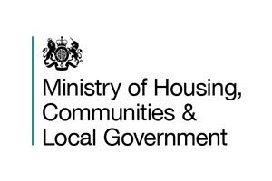mhclg - supported by
