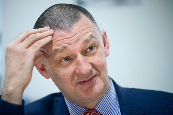 Homes England chief executive Nick Walkley to step down