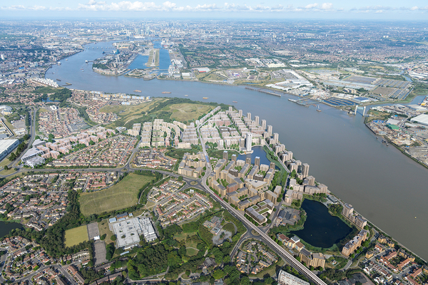 Peabody signs partnership deal for £8bn Thamesmead regeneration